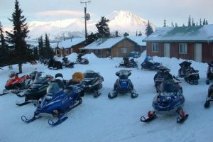 Looking for a winter retreat for your snowmachine group? We will open February – April for groups.    Call 907.203.1057 to make a reservation.