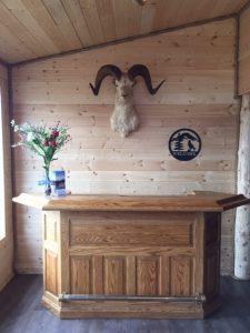 Welcome Desk